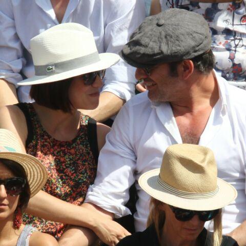 Nathalie Péchalat et Jean Dujardin heureux parents d'une petite fille