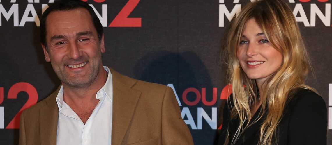 PHOTOS –Gilles Lellouche présente sa nouvelle compagne, Alizée Guinochet