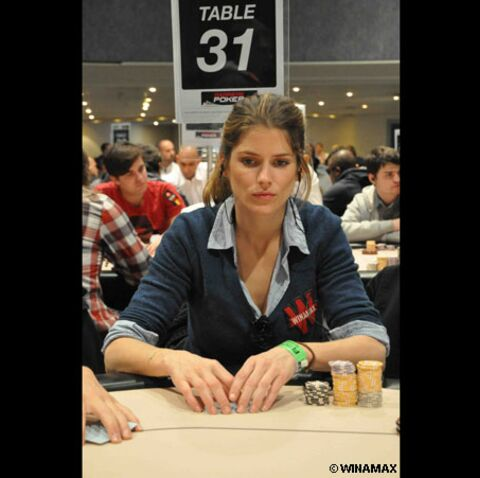 Gala By Night: Alice Taglioni brille au tournoi de poker Winamax