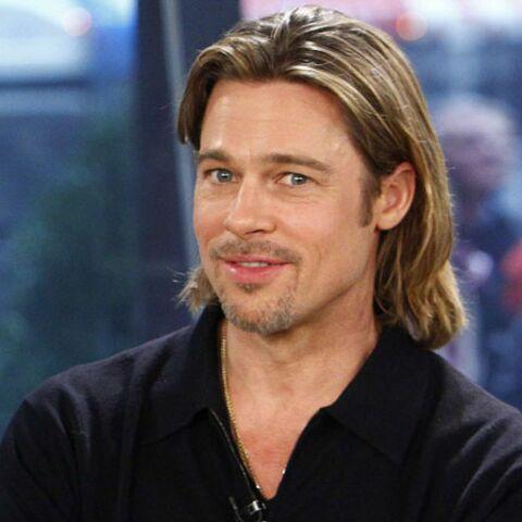 Brad Pitt donne l'Oscar au plus fort