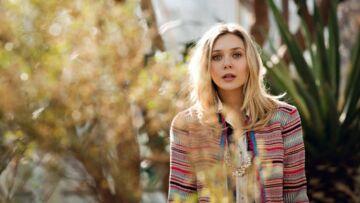 Elizabeth Olsen pour Asos