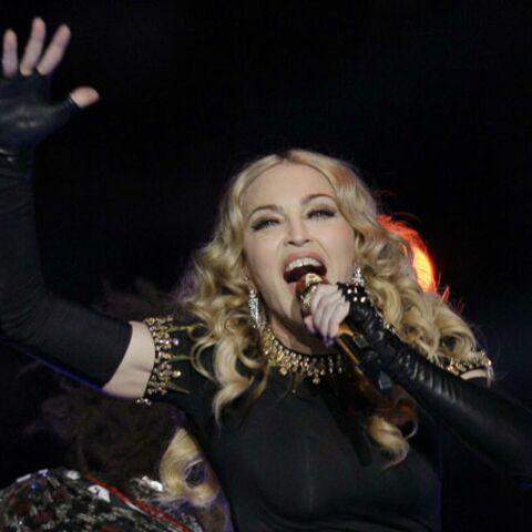 Madonna dévoile son nouveau single