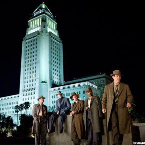 Gangster squad: le noir leur va si bien