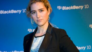 Gala By Night: Vahina Giocante répond à l'appel de Blackberry