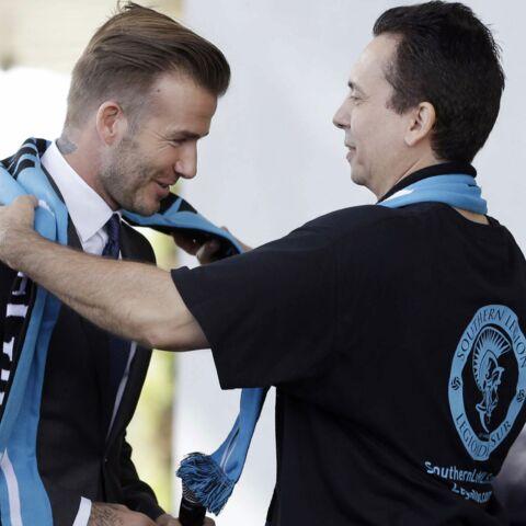 David Beckham achète son équipe de foot à Miami