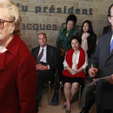 Bernadette Chirac: «Un président de la République célibataire, cela doit être difficile»