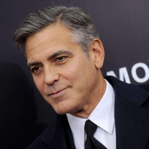 George Clooney braqué à la Kalachnikov par un enfant de 10 ans