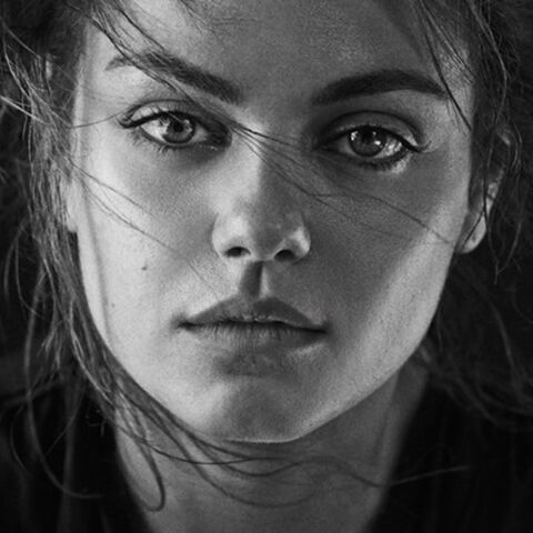 Mila Kunis, belle par nature