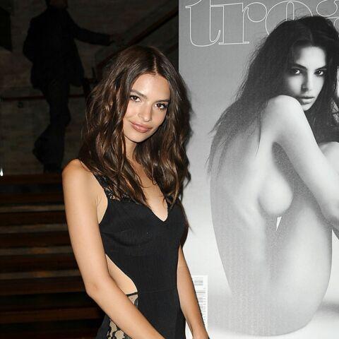 Emily Ratajkowski défend son droit à la nudité
