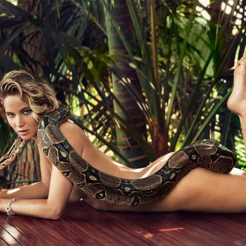 Jennifer Lawrence nue: c'est boa voir