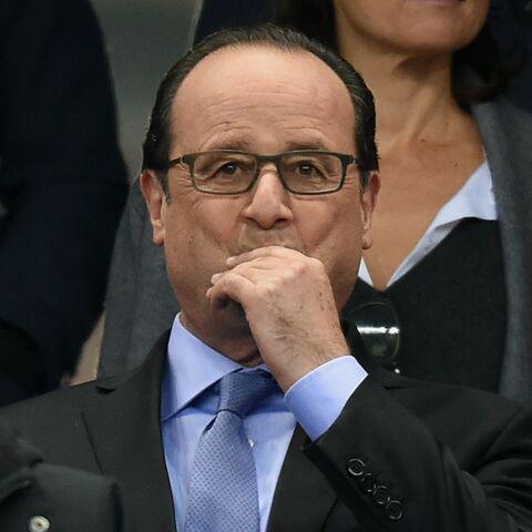 François Hollande de retour au Stade de France