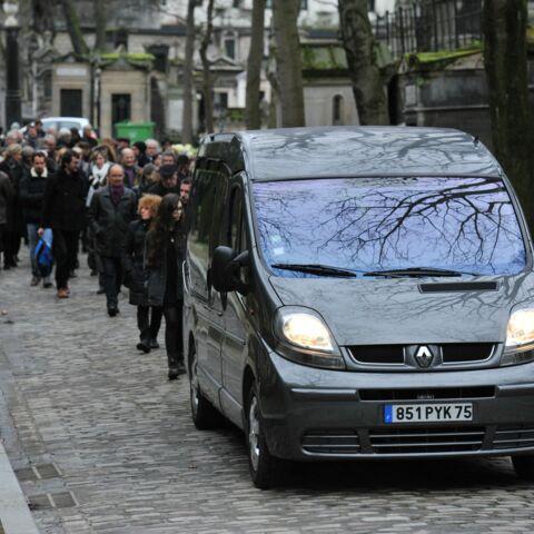 Sandrine Bonnaire, Emmanuelle Béart, émotion aux obsèques de Jacques Rivette