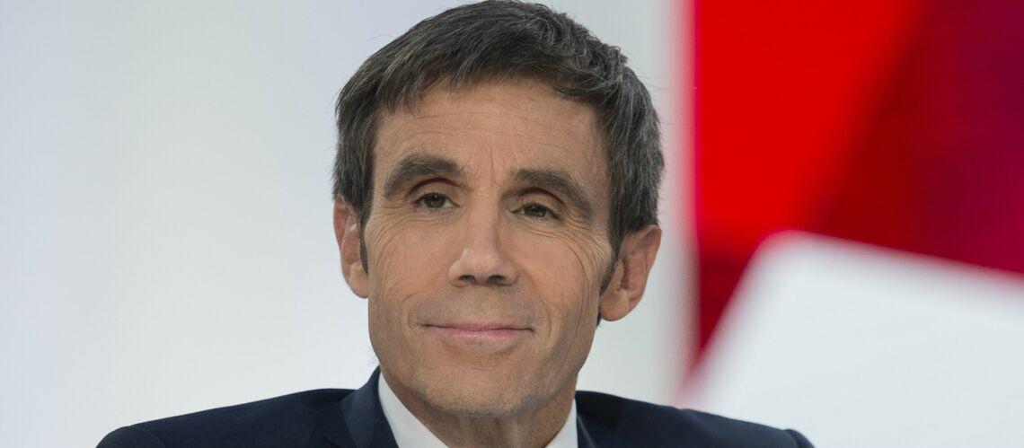 David Pujadas a failli quitter France 2 trois fois: «Il s'en est fallu d'un fil»