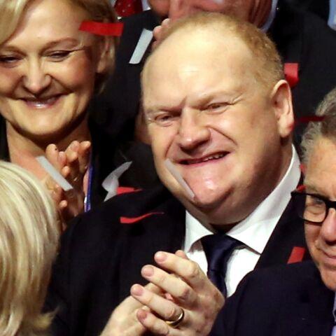 Qui est Franck de Lapersonne, le seul «people» qui a osé officialiser son soutien à Marine Le Pen?