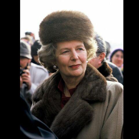Margaret Thatcher: sa valise rouge fait un carton