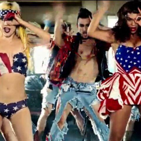 Photos- Beyoncé et Lady Gaga bientôt en duo?