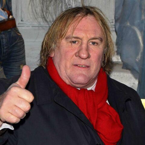 Gérard Depardieu: les papiers russes