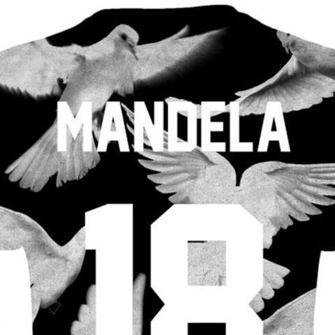 Nelson Mandela à fleur de peau