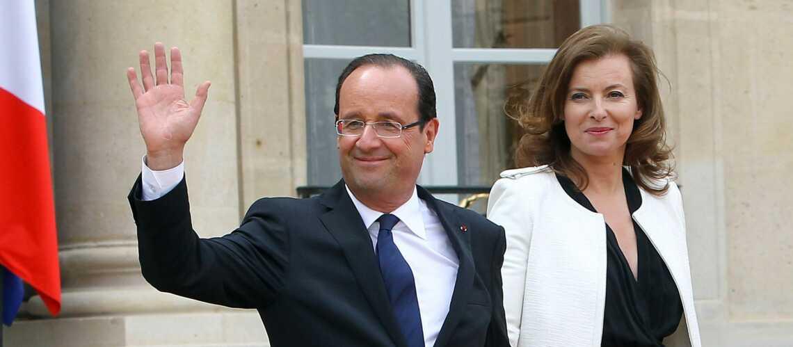 Quiz: testez vos connaissances sur Valérie Trierweiler et François Hollande