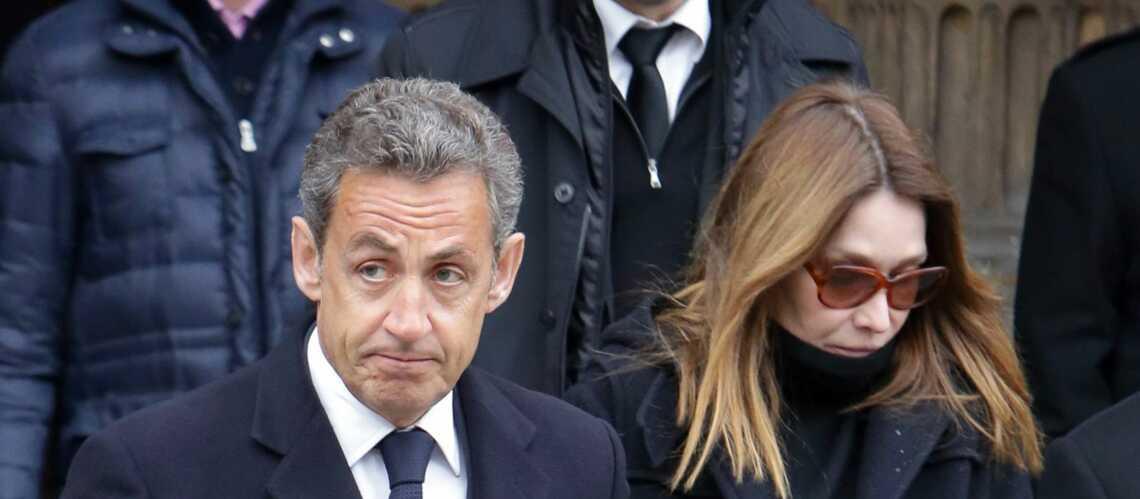 Photos- Jacques Chancel: Le couple Sarkozy lui rend hommage