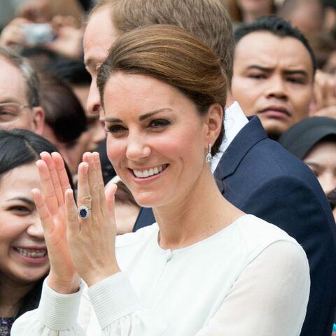 Princesse Kate: vous n'aurez pas sa bague