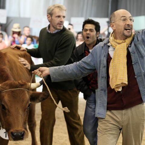 Jamel Debbouze fier de sa Vache