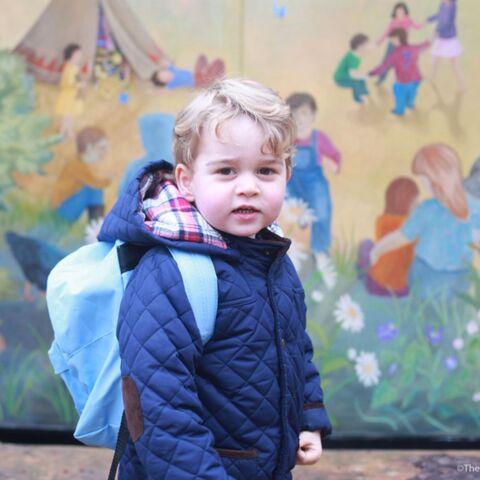 Une nouvelle école pour Baby George