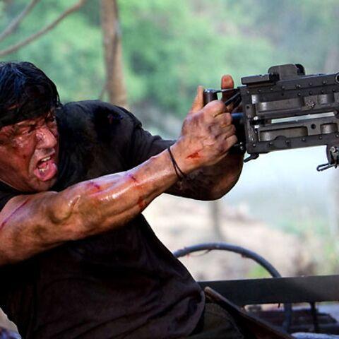 Rambo V se fera sans Sylvester Stallone