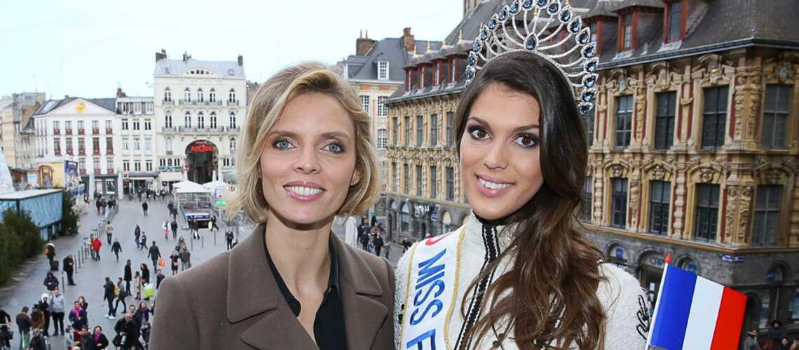 Miss France: Sylvie Tellier ne voyait pas Iris Mittenaere gagner