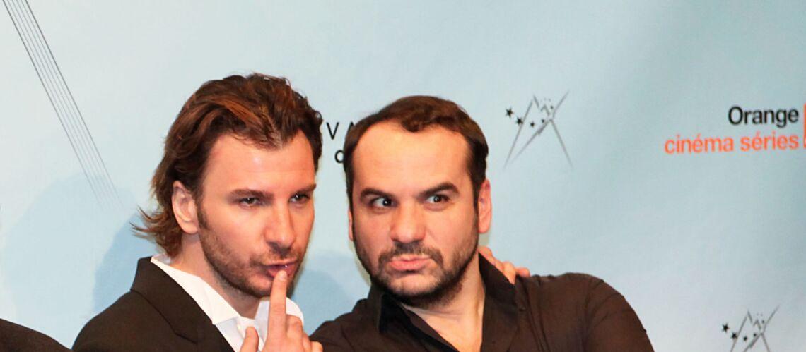 PHOTO – Michael Youn et François-Xavier Demaison ont un sosie hallucinant… et il est philosophe!