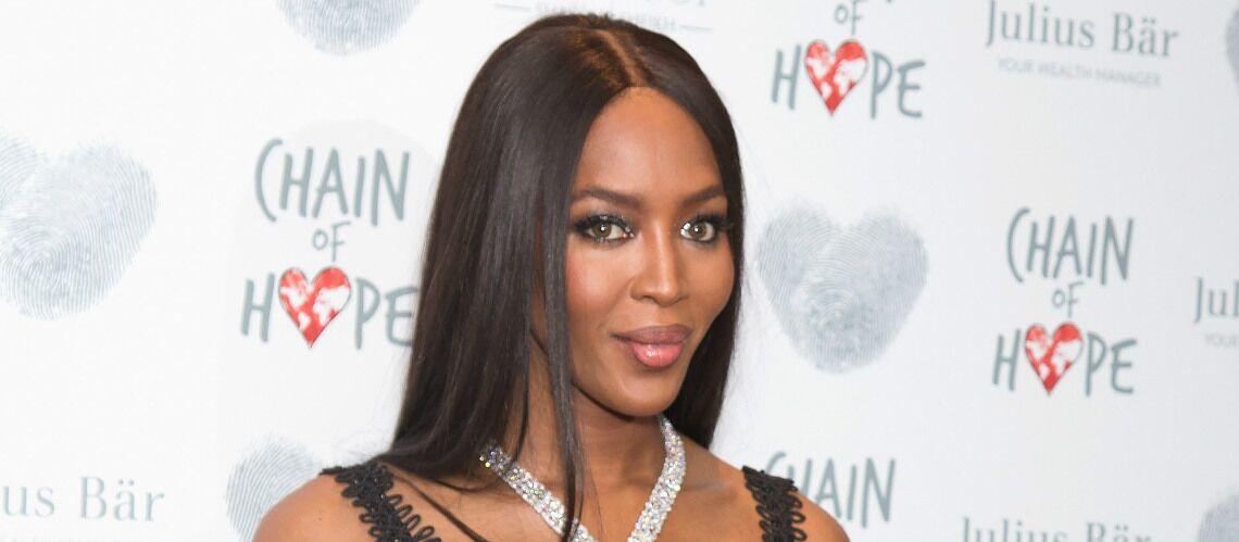 Naomi Campbell a été victime d'une agression à Paris