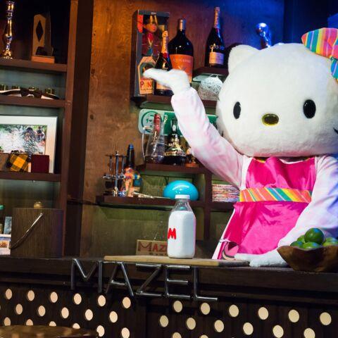 Hello Kitty: bête de scène?