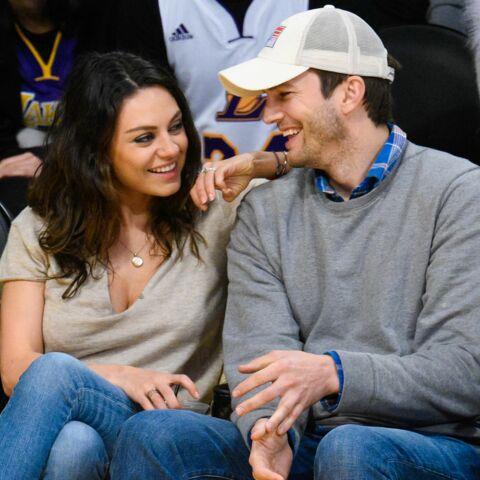 Mila Kunis et Ashton Kutcher, enfin mariés