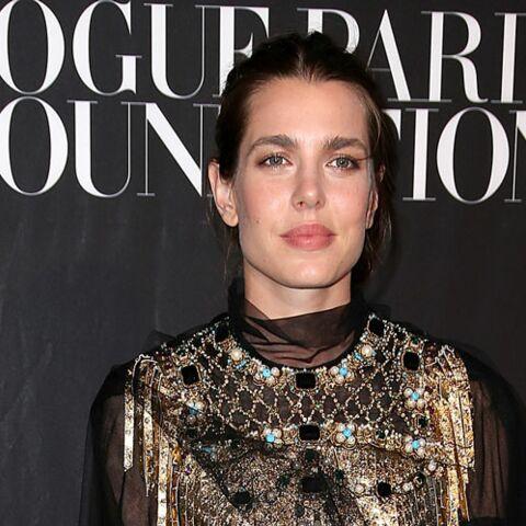Charlotte Casiraghi, superstar du dîner Vogue