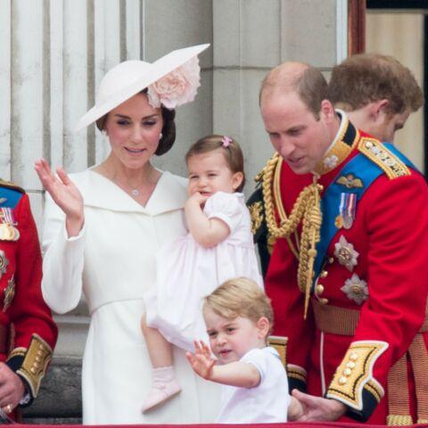 Le prince George et la princesse Charlotte vont voir du pays