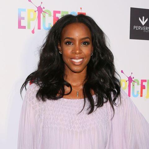 Kelly Rowland inquiète pour le futur de son fils