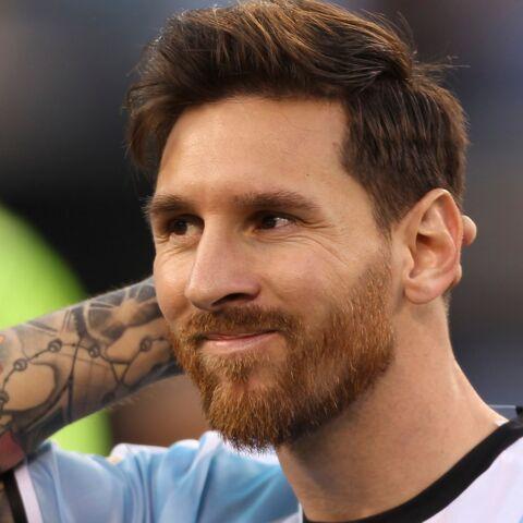 Carton rouge pour Lionel Messi