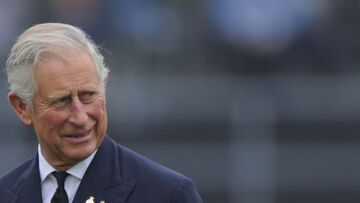 Prince Charles à fond derrière l'équipe du Pays de Galles