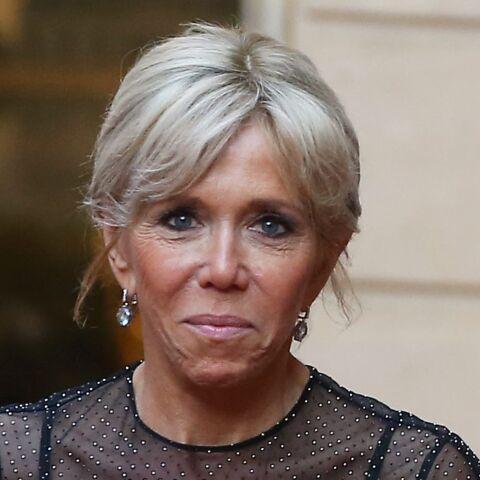 Brigitte Macron a «la trouille»: l'épouse du candidat Macron avait peur de mal faire