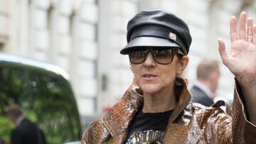 PHOTOS – Céline Dion: son manteau en python choque les amis des animaux