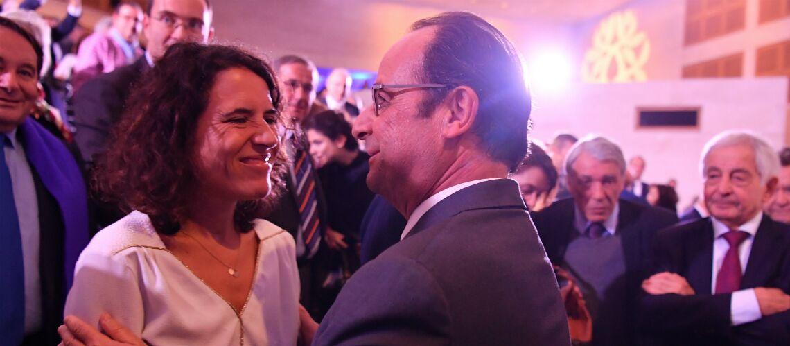 François Hollande et Julie Gayet à la noce, Le couple un invité au mariage de Mazarine Pingeot