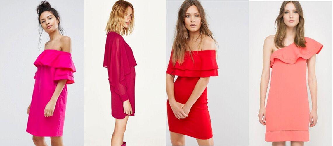 shopping les robes courtes les plus tendances de l t gala. Black Bedroom Furniture Sets. Home Design Ideas