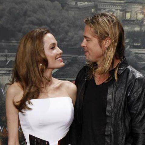 Le cadeau sexy de Brad à Angelina Jolie