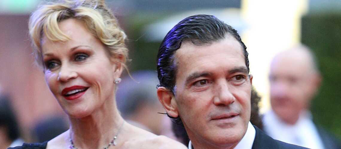 Antonio Banderas – Melanie Griffith: le divorce