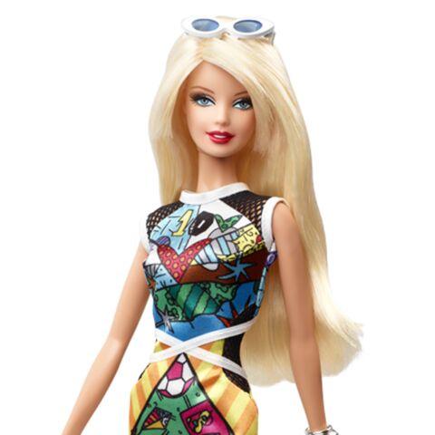 Barbie Brasil, la Coupe du monde lui sert d'écrin