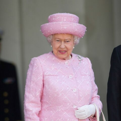 Elisabeth II: une reine pastel en France