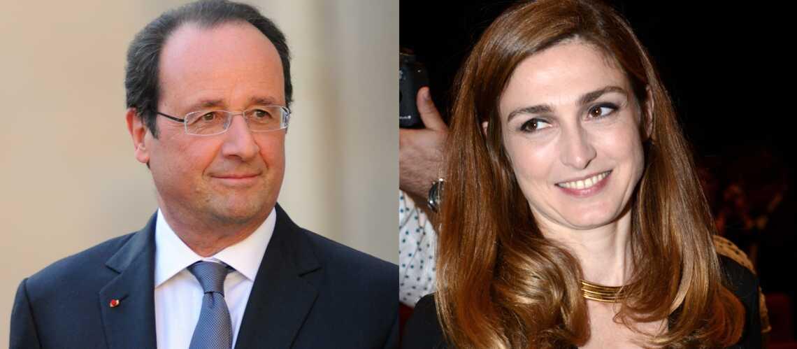 Julie Gayet et François Hollande: leurs premières photos ensemble