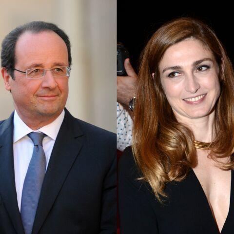 François Hollande: Julie Gayet? «Je n'ai rien à dire sur le sujet»