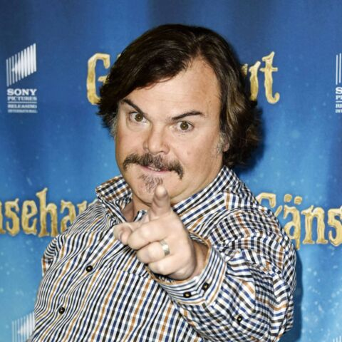 Jack Black is back !