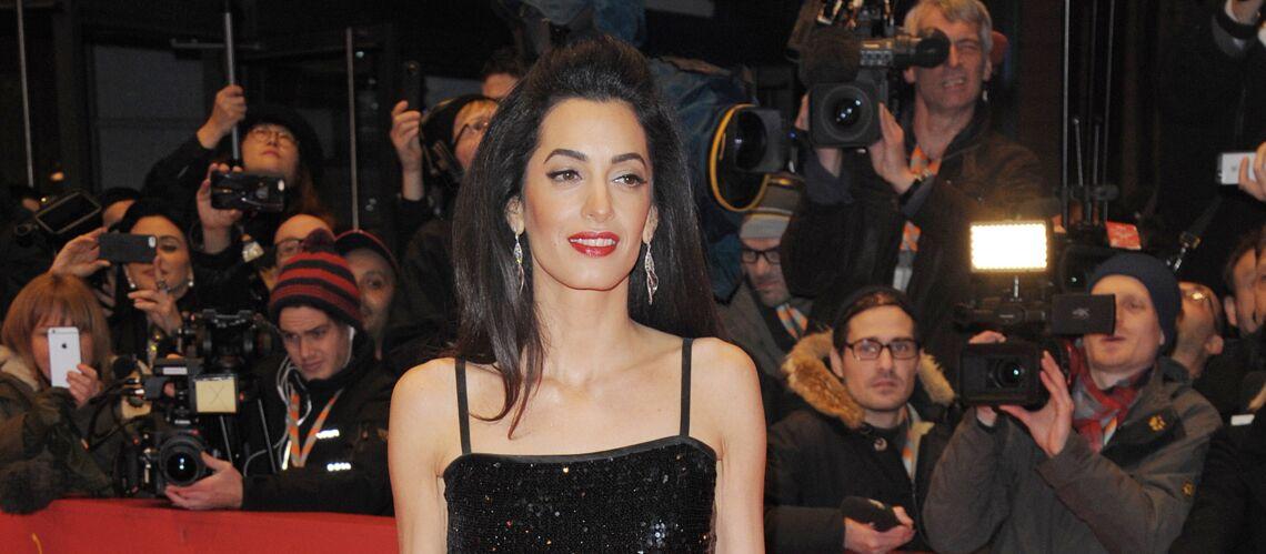 Amal Clooney: les 5 atouts beauté de la nouvelle maman